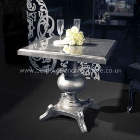 Glamour Square Side Table